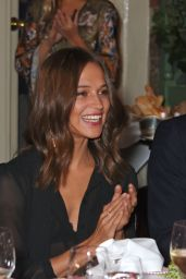Alicia Vikander - CDLP Crayfish Party at Mark