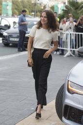 Alicia Vikander - San Sebastian, Spain 09/22/2017