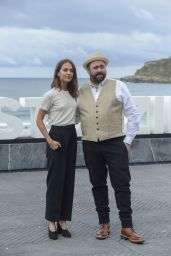 "Alicia Vikander - ""Submergence"" Photocall - 65th San Sebastian Film Festival 09/22/2017"