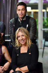 Alison Brie & Ari Graynor – Variety Studio at TIFF in Toronto 09/11/2017