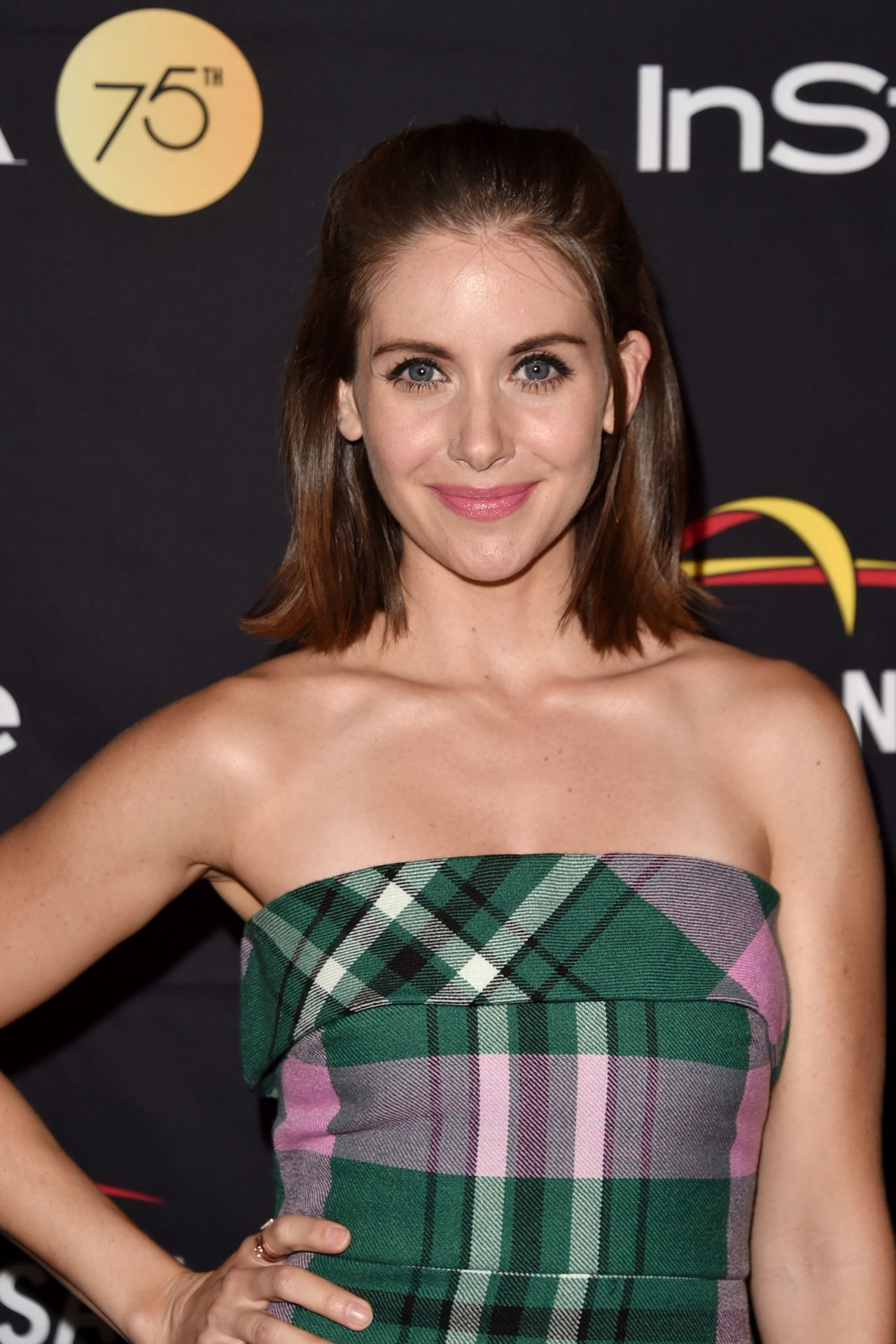 Alison Brie – HFPA & InStyle Annual Celebration of TIFF 09/09/2017