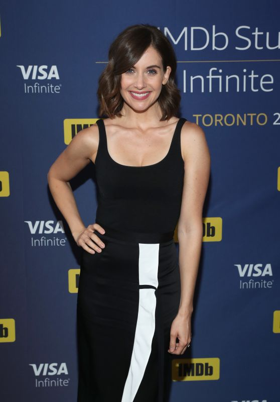 Alison Brie - IMDb Studio During 42nd TIFF 09/10/2017
