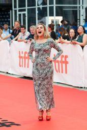 "Alix Wilton Regan – ""The Wife"" Premiere in Toronto 09/14/2017"