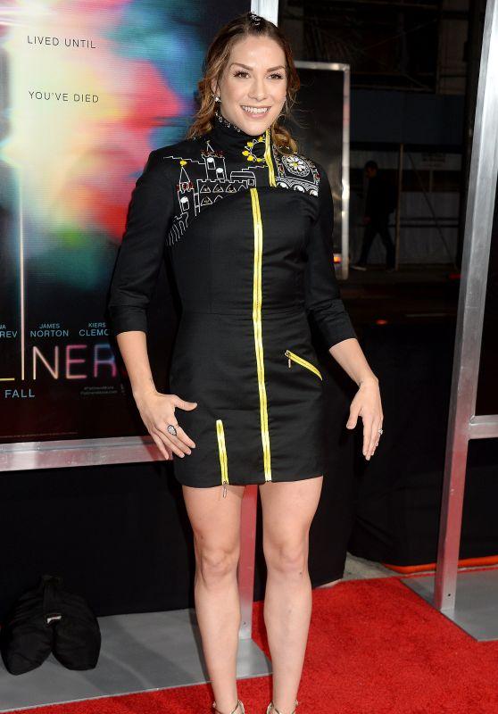 "Allison Holker – ""Flatliners"" Premiere in Los Angeles 09/27/2017"