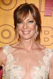 Allison Janney – HBO's Post Emmy Awards Party in LA 09/17/2017