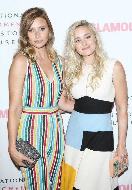 Aly Michalka & AJ Michalka - Women Making History Awards in LA 09/16/2017