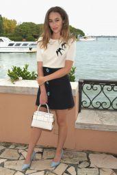 Alycia Debnam-Carey - Hotel Cipriani in Venice, Italy 09/01/2017