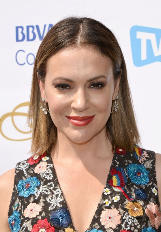 Alyssa Milano - Television Industry Advocacy Awards in LA 09/16/2017