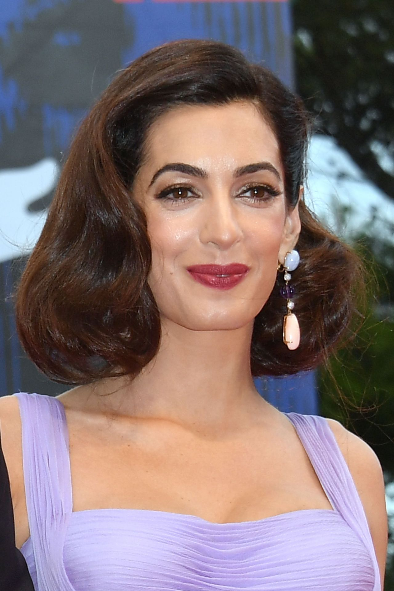 Amal Clooney And George Clooney Quot Suburbicon Quot Premiere In