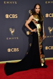 Amanda Brugel – Emmy Awards in Los Angeles 09/17/2017