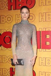 Amanda Crew – HBO's Post Emmy Awards Party in LA 09/17/2017