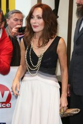 Amanda Mealing – 2017 TV Choice Awards in London
