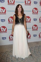 Amanda Mealing – 2017 TV Choice Awards in London