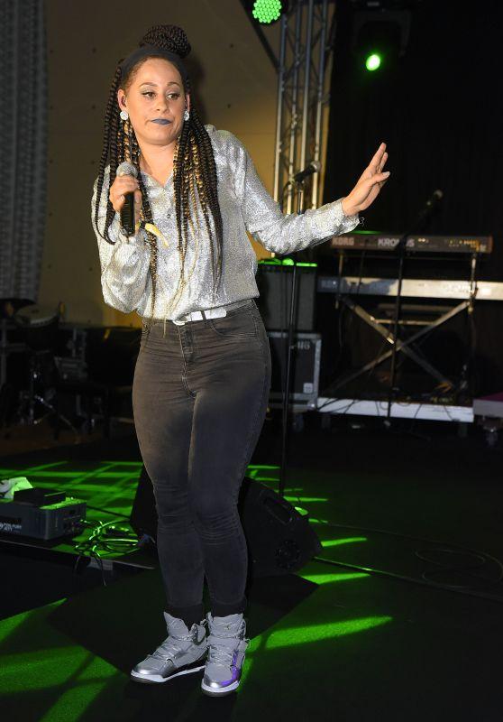 Amanda Murray – Alcatel Entertainment Night feat. Music Meets Media in Berlin 09/01/2017