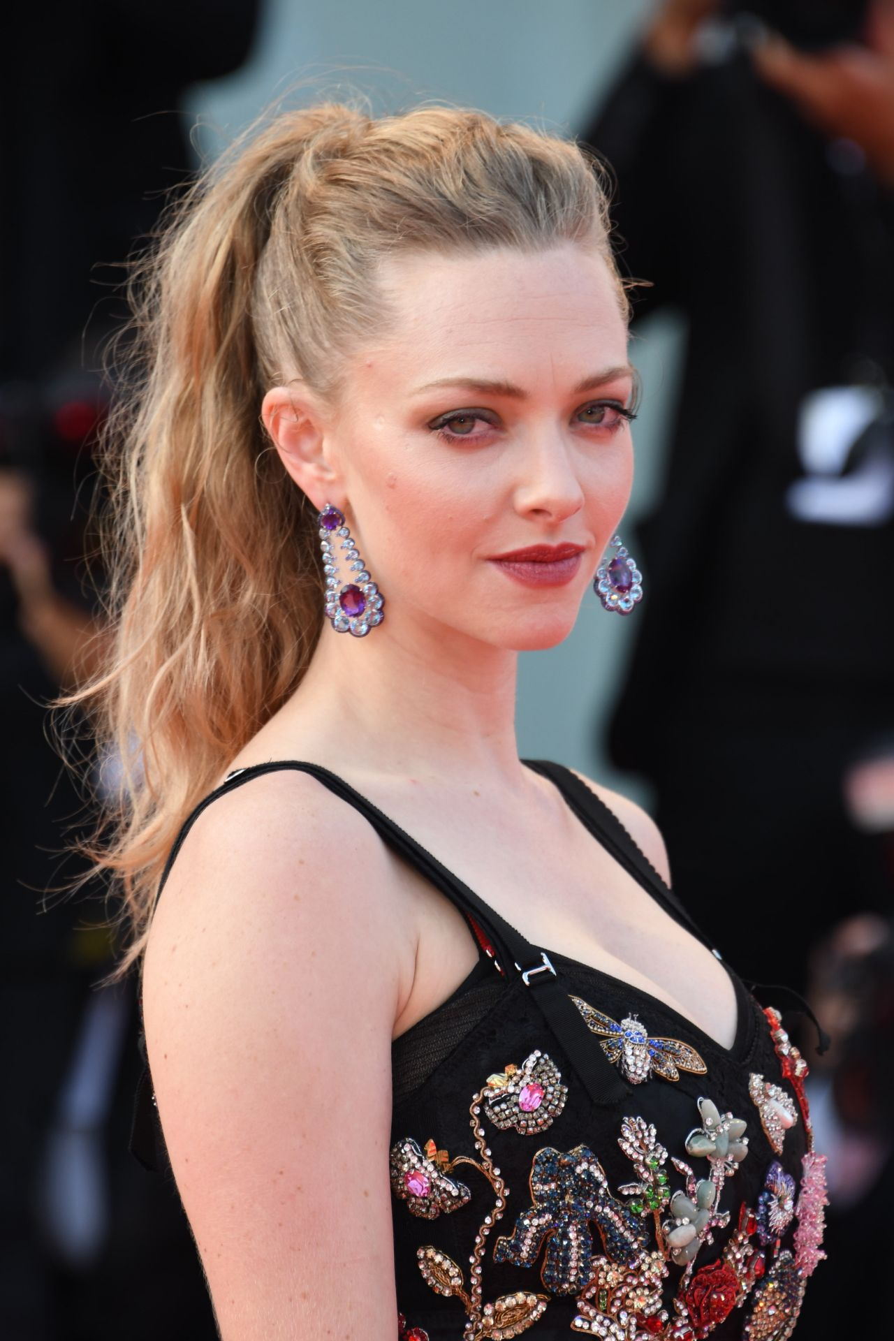 "Amanda Seyfried – ""First Reformed"" Premiere at the Venice ... Amanda Seyfried"