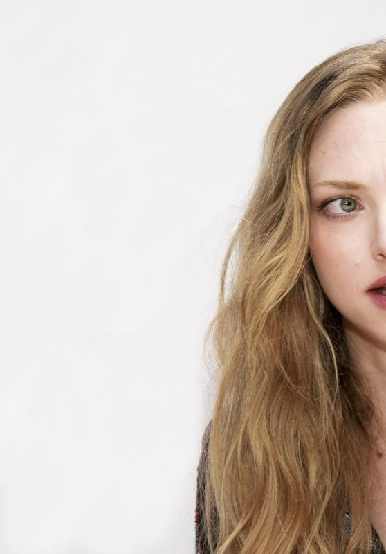 """Amanda Seyfried - """"First Reformed"""" Press Conference at the Venice Film Festival 09/01/2017"""