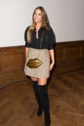Amber Le Bon – Temperley Show in London 09/17/2017