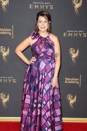 Amber Nash – Creative Arts Emmy Awards in Los Angeles 09/09/2017