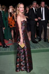 Amber Valletta – Green Carpet Fashion Awards, Italia 2017