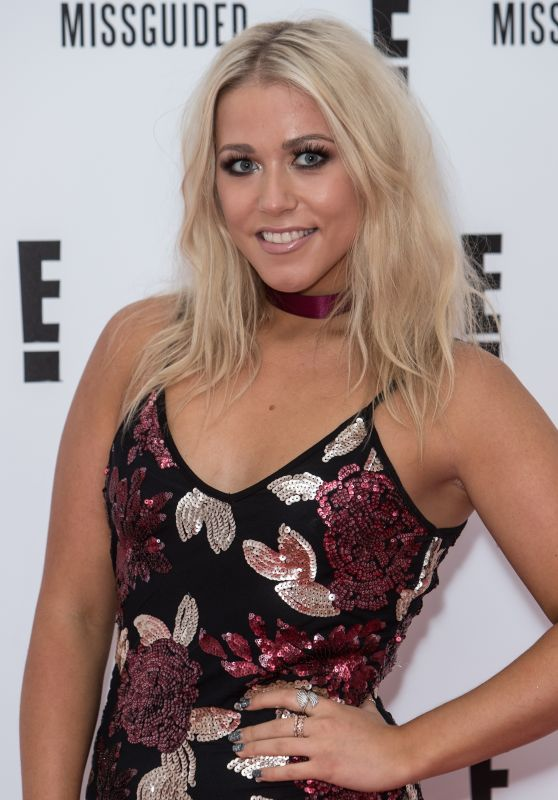 Amelia Lily – Keeping up with the Kardashians 10th Anniversary Screening and Party in London 09/21/2017