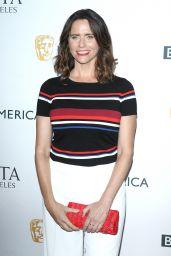 Amy Landecker – BAFTA Tea Party in Los Angeles 09/16/2017