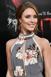 """Amy Pemberton - """"IT"""" Premiere in Los Angeles 09/05/2017"""