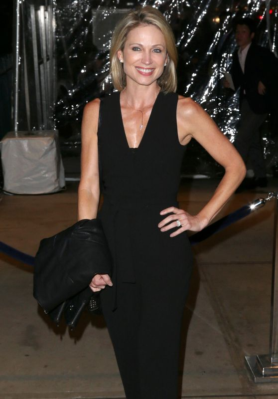 """Amy Robach - """"Battle of the Sexes"""" Movie Screening in New York 09/19/2017"""