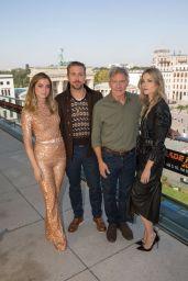 Ana De Armas - Blade Runner 2049 Photocall in Berlin 09/17/2017