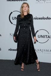 Anastasia Bondarenko – UNITAS Gala Against Human Trafficking at New York Fashion Week 09/12/2017