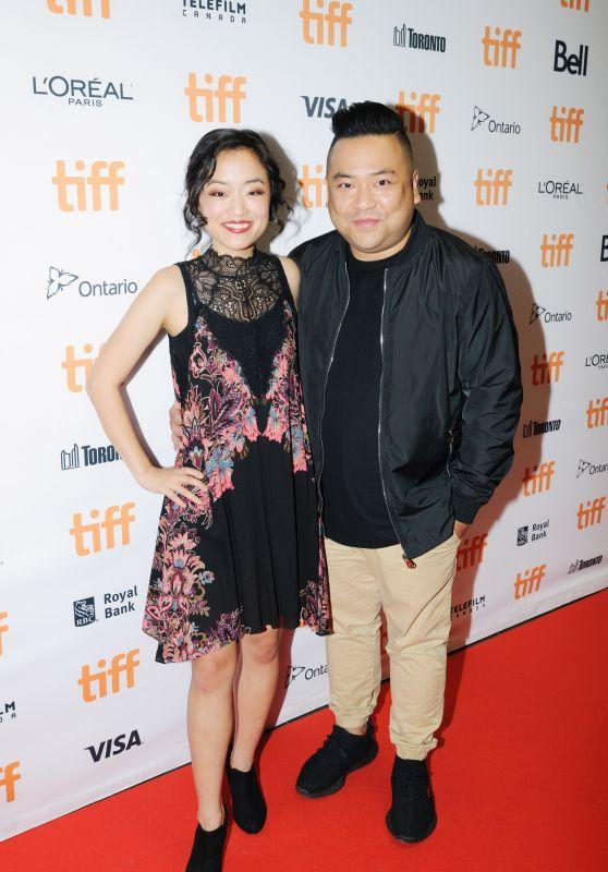 Andrea Bang - Soiree Fundraiser, TIFF Canada 09/06/2017