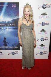 "Andrea Gordon – ""Landing Lake"" Premiere in London 09/14/2017"