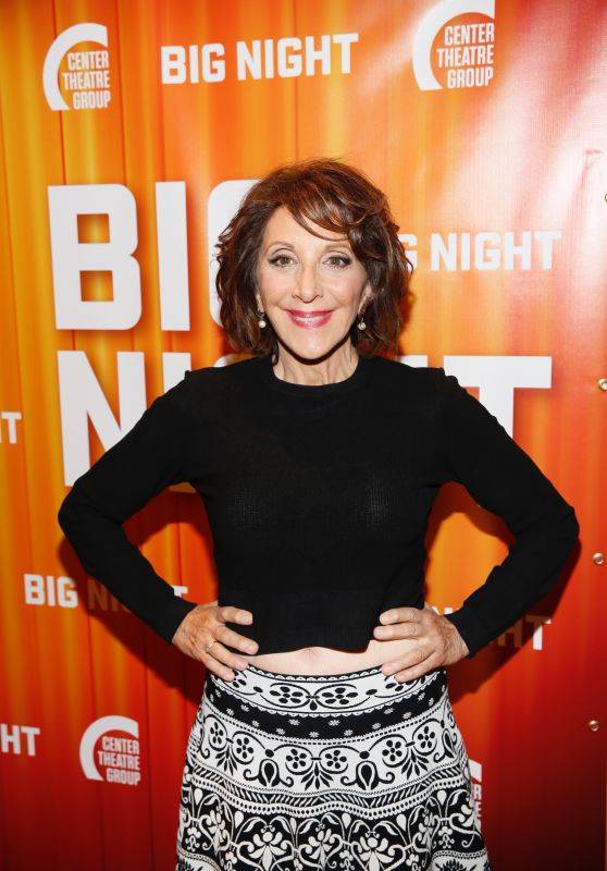 "Andrea Martin - ""Big Night"" Center Theatre Group"