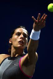 Andrea Petkovic - WTA Wuhan Open in Wuhan 09/23/2017