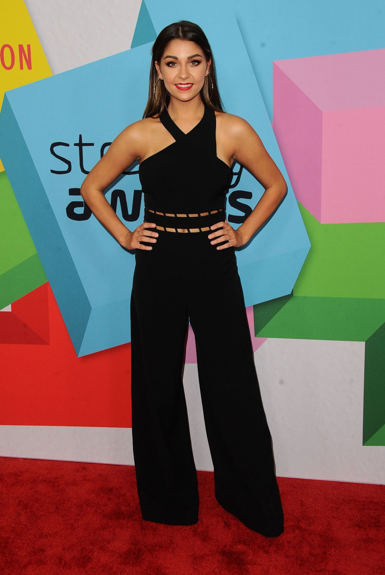 Andrea Russett – 2017 Streamy Awards in Beverly Hills