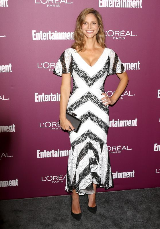 Andrea Savage – EW Pre-Emmy Party in West Hollywood 09/15/2017