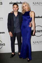 Andreja Pejic – UNITAS Gala Against Human Trafficking at New York Fashion Week 09/12/2017