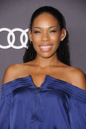 Angel Lewis – Audi Emmy Party in Los Angeles 09/14/2017