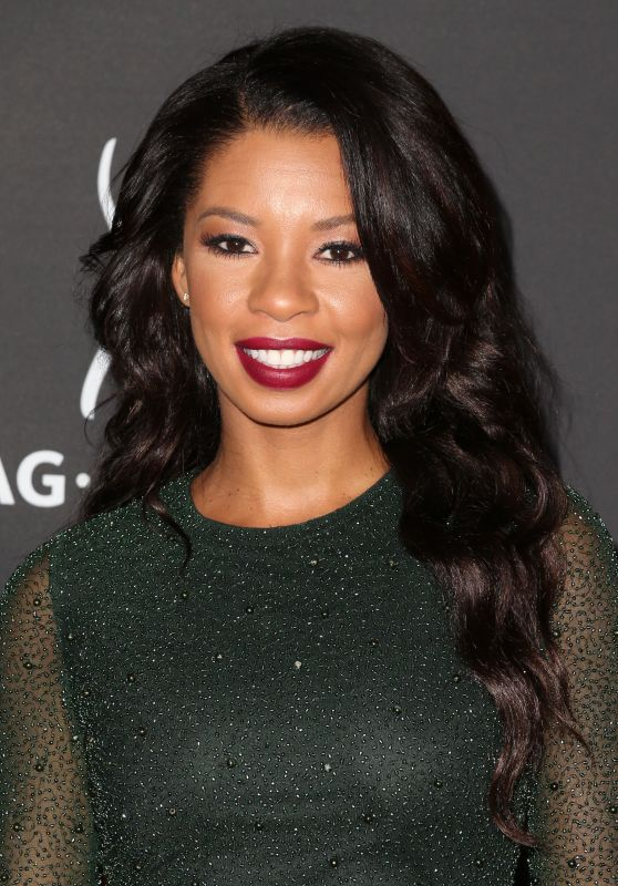Angel Parker - Dynamic & Diverse Emmy Reception in Los Angeles 09/12/2017