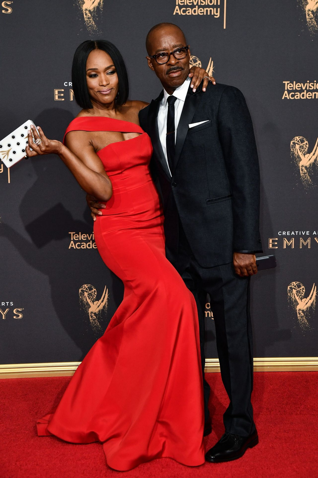 Angela Bassett – Creative Arts Emmy Awards in Los Angeles ...