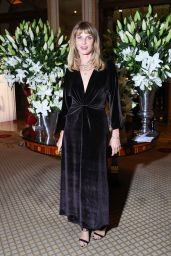 Angela Lindvall – Harper's Bazaar ICONS Party in New York 09/08/2017