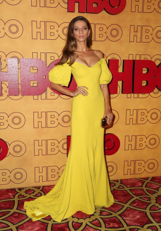 Angela Sarafyan – HBO's Post Emmy Awards Party in LA 09/17/2017