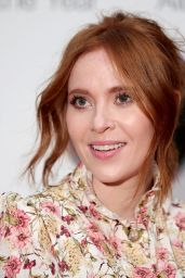 Angela Scanlon – Mercury Prize Albums of the Year in London 09/14/2017