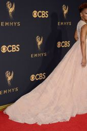 Anika Noni Rose – Emmy Awards in Los Angeles 09/17/2017