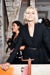 "Anja Rubik – ""Betak Fashion Revolution"" Launch in Paris 09/27/2017"