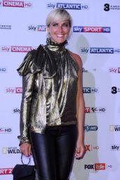 Anna Billò - Sky Upfront TV Presentation in Milan, Italy 09/12/2017