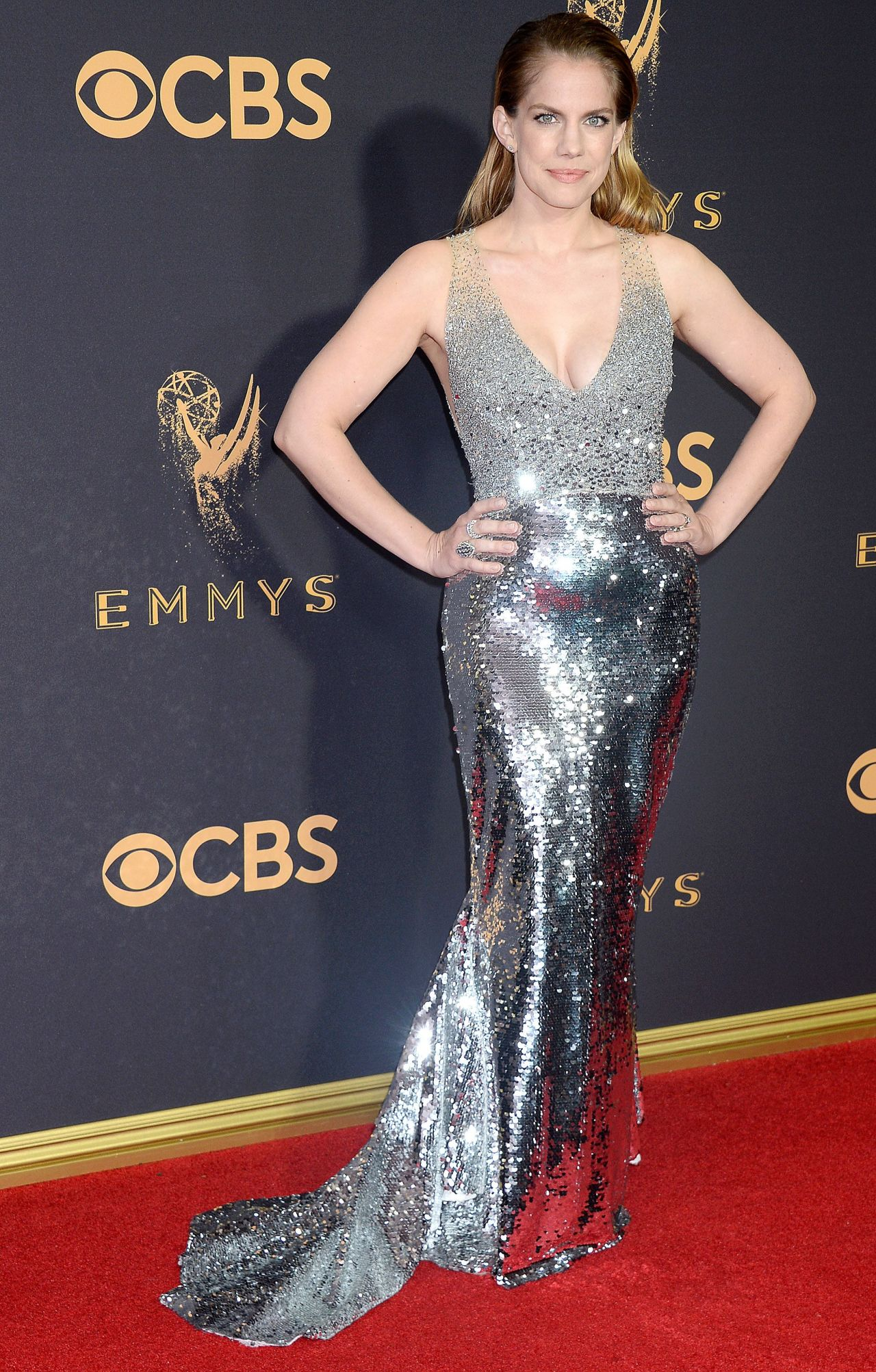 Anna Chlumsky Emmy Awards In Los Angeles 09 17 2017
