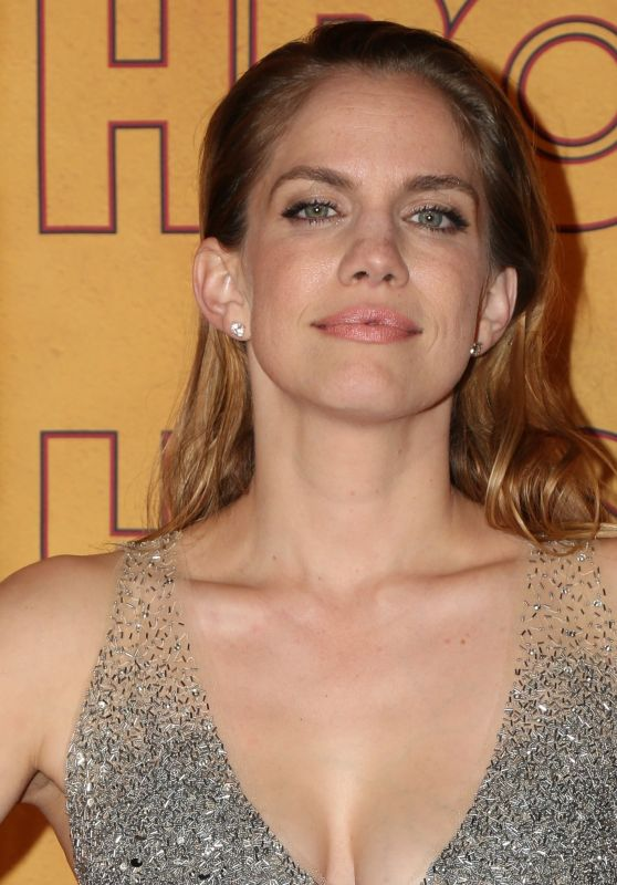 Anna Chlumsky – HBO's Post Emmy Awards Party in LA 09/17/2017
