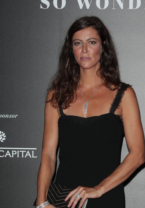 Anna Mouglalis - Vanity Fair So Wonderful Party at the Venice Film Festival 08/31/2017