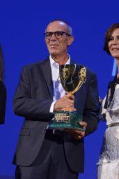 Anna Mouglalis – Venice Film Festival Closing Ceremony 09/09/2017