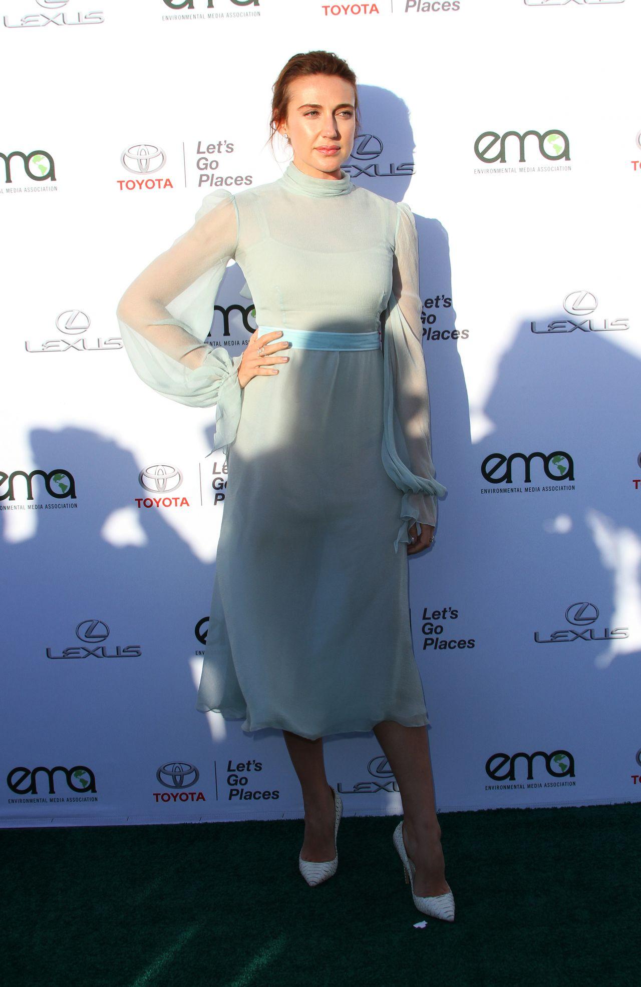 Anna Schafer - EMA Awards 2017 in Los Angeles